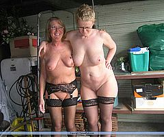 European Amateur Bbws