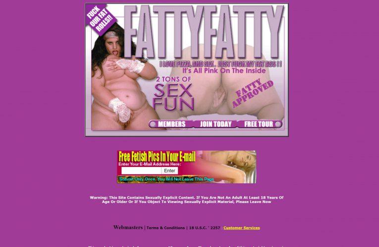 Fatty Fatty Porn