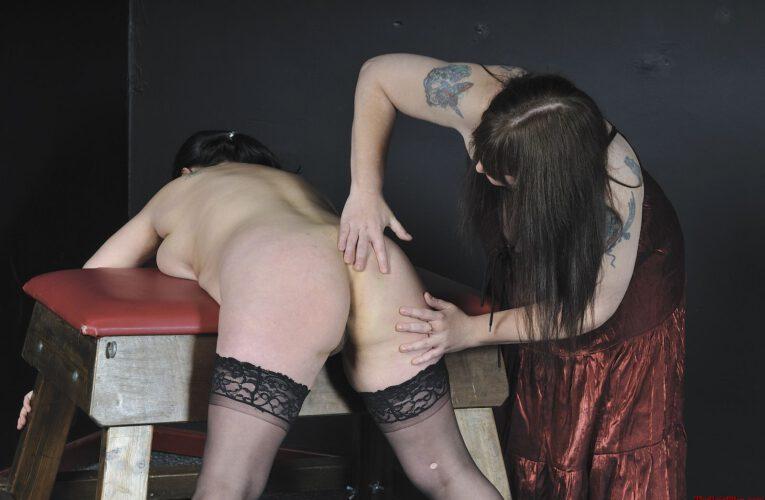 BBW Lesbian Domination